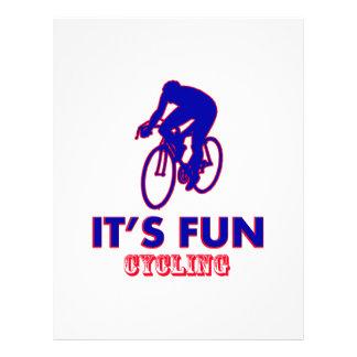 cycling Designs Letterhead