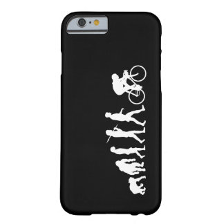 Cycling Evolution bicycle lovers cycle ciclismo Barely There iPhone 6 Case