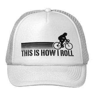 Cycling (female) hats