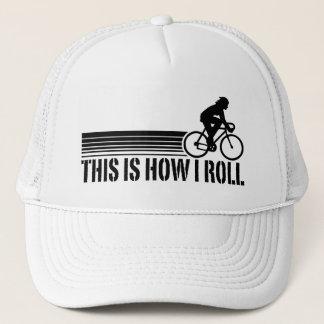 Cycling (female) trucker hat