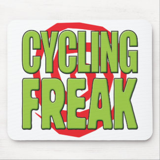 Cycling Freak G Mouse Pad