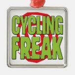 Cycling Freak G Ornaments