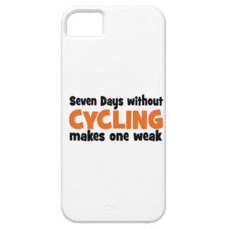 cycling funda para iPhone 5 barely there