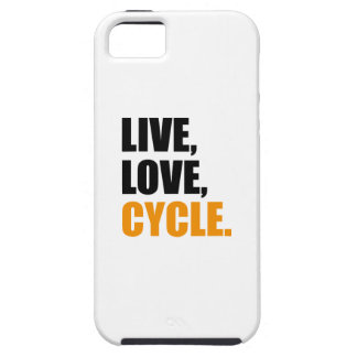 cycling iPhone 5 funda