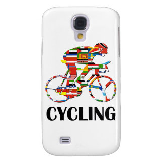 Cycling Galaxy S4 Cover