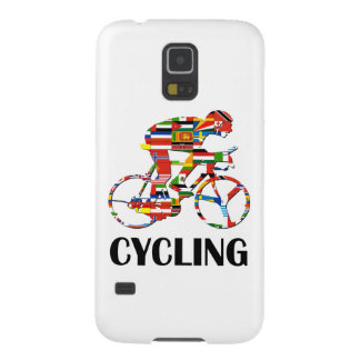 Cycling Galaxy S5 Case