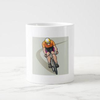 Cycling Giant Coffee Mug