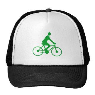 Cycling - Grass Green Trucker Hats