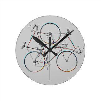 cycling ideas round clock