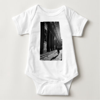 Cycling in Firenze Baby Bodysuit
