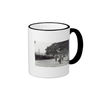Cycling in Hyde Park c 1910 Coffee Mugs