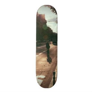 Cycling in Paris Skate Board