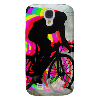 Cycling in the Clouds Samsung Galaxy S4 Case