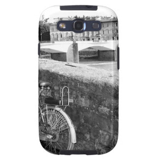 Cycling in the Italian city of Florence Samsung Galaxy SIII Case