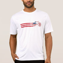 CYCLING IN THE U.S.A. T-Shirt