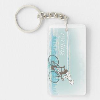 Cycling Key Ring