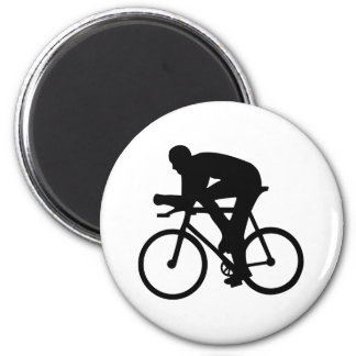 Cycling Refrigerator Magnets