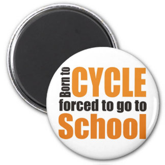cycling magnet