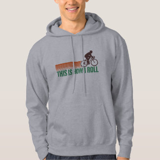 Cycling (male) hoodie