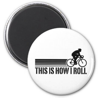 Cycling (male) magnet