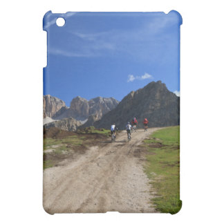 cycling on Dolomites Cover For The iPad Mini