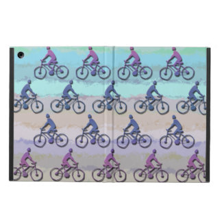 CYCLING PATTERN iPad AIR COVER