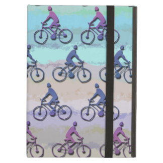 CYCLING PATTERN CASE FOR iPad AIR