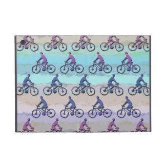 CYCLING PATTERN CASE FOR iPad MINI