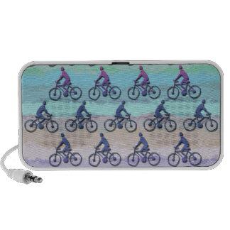 CYCLING PATTERN MINI SPEAKER