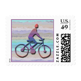 CYCLING PATTERN STAMP