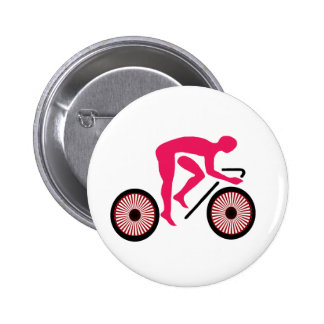 Cycling Pinback Button