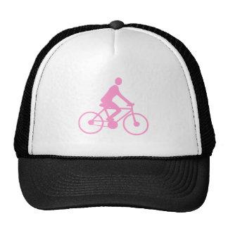 Cycling - Pink Hats