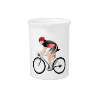 Cycling Drink Pitchers