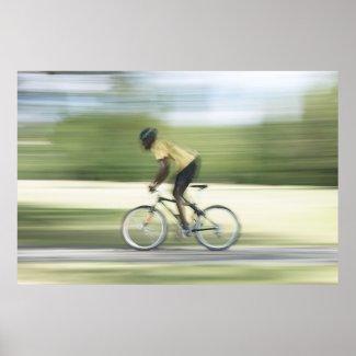 Cycling Print