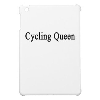 Cycling Queen iPad Mini Covers