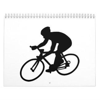 Cycling race calendar