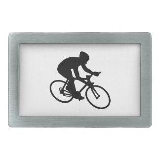 Cycling race rectangular belt buckle