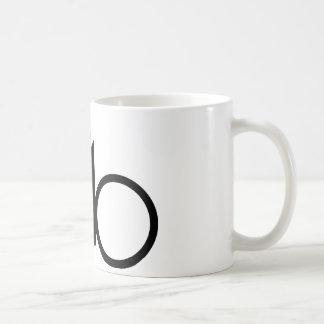 cycling racing bicycle coffee mug