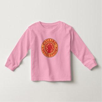 Cycling revolution badge toddler t-shirt