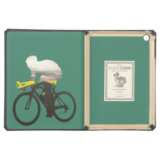 Cycling road cyclists 01 cover for iPad air