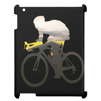 Cycling road cyclists 01 iPad cover