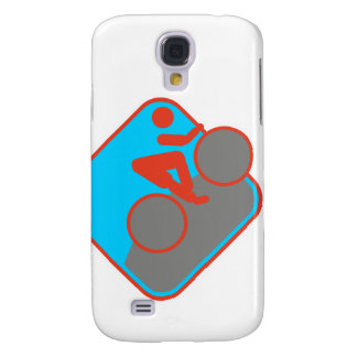 Cycling road samsung s4 case