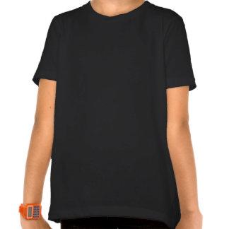 Cycling Road Sign Girls T-Shirt