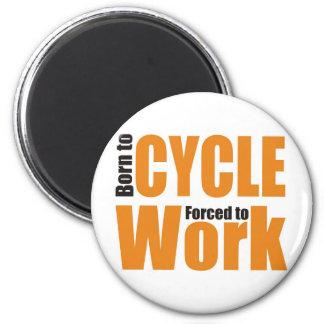 cycling shirt magnet