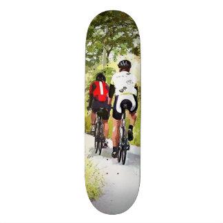 CYCLING SKATEBOARD DECK