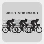 Cycling Sticker
