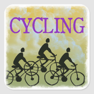 CYCLING Stickers