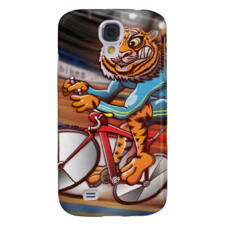 Cycling Tiger Samsung S4 Case