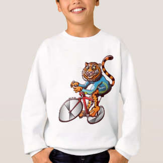 Cycling Tiger Sweatshirt