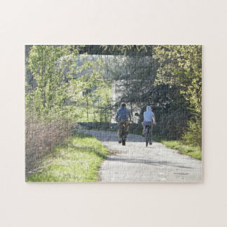 Cycling Together Puzzle